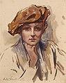 La belle Beylat par André Sinet (1919).jpg