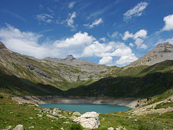 Lac de Fully -