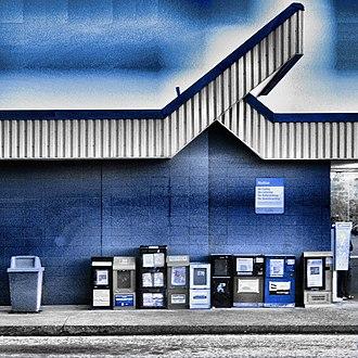 Ladner Exchange - Image: Ladner Exchange 1398646167