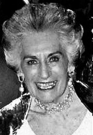 Susana, Lady Walton - Image: Lady Susana Walton 1996