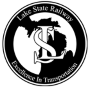 Lake State Railway - Image: Lake State Railway logo