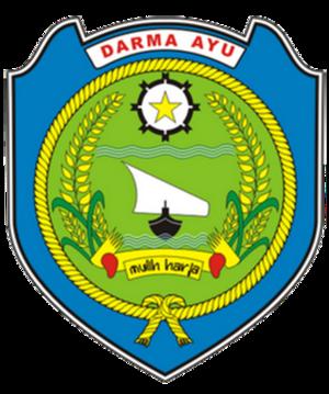 Indramayu - Image: Lambang Kabupaten Indramayu