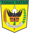 Official seal of Tanah Datar