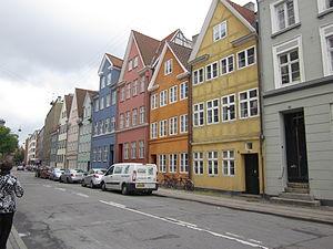 Landemærket - Image: Landemærket (Copenhagen)