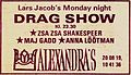 Lars Jacob's Monday Night Drag Show ad 1976.jpg
