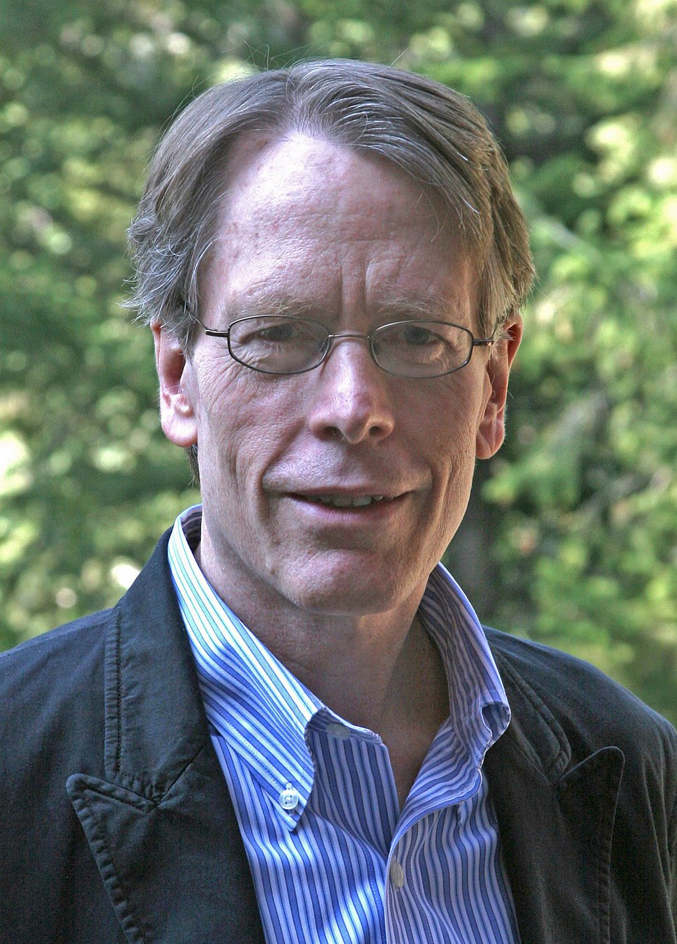 Lars Peter Hansen photo in 2007