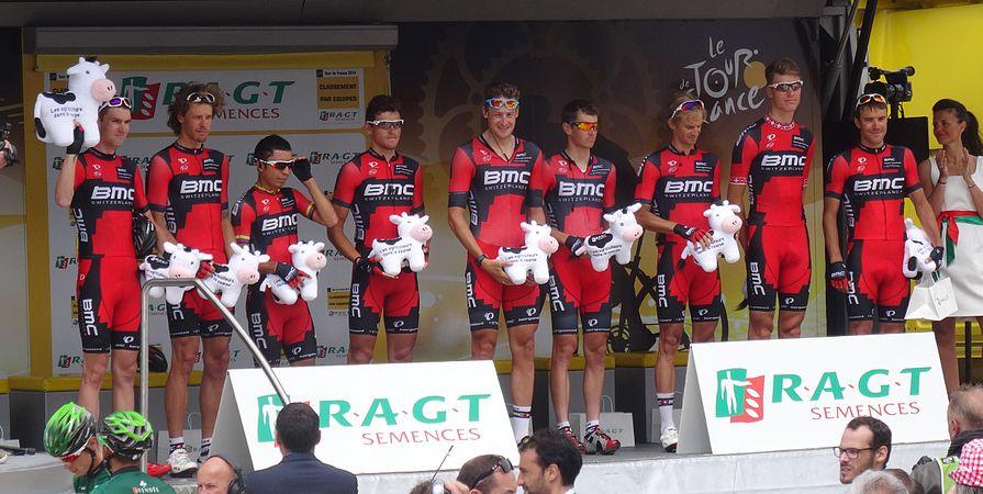 Le Touquet-Paris-Plage - Tour de France, étape 4, 8 juillet 2014, départ (B105).JPG