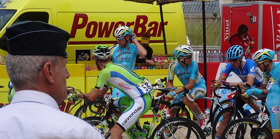 Le Touquet-Paris-Plage - Tour de France, étape 4, 8 juillet 2014, départ (C01).JPG