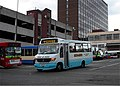 Leaving Hanley bus station - geograph.org.uk - 333668.jpg