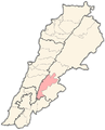 Lebanon districts West Bekaa.png