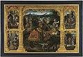 Legende van de heilige Joris, circa 1535 - circa 1540, Groeningemuseum, 0040030000.jpg