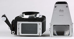 Leica Visoflex III - disassembled.jpg