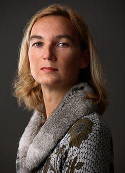 Elena Drobychevskaja im Jahr 2007