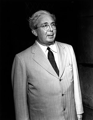 English: Physicist Leo Szilard. Probably circa...