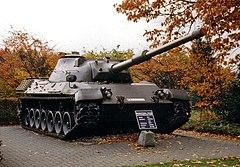 Leopard Vorserie Prototyp II