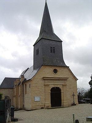 Les Ayvelles - The Parish Church of Saint Rémi