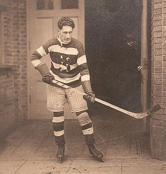 Lester Patrick - Patrick in 1917–18, with the Seattle Metropolitans