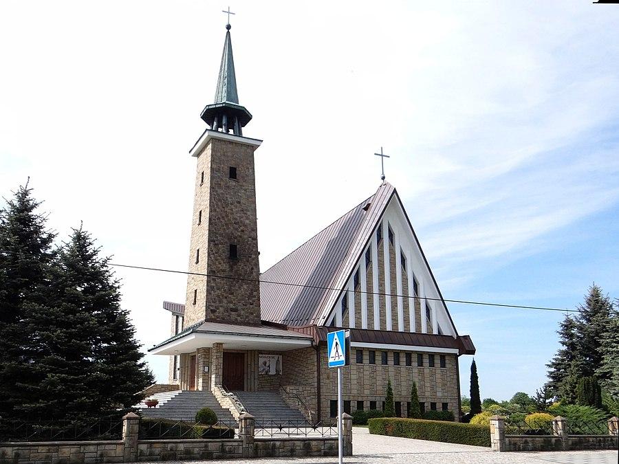 Leszczyna, Lesser Poland Voivodeship