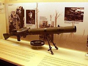 Birmingham Small Arms Company - Lewis machine gun