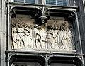 Liège, Palais Provincial, L'érection du nouveau palais par Erard de La Marck.JPG