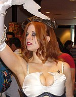 Liana K at 2008 ComicCon cropped.jpg
