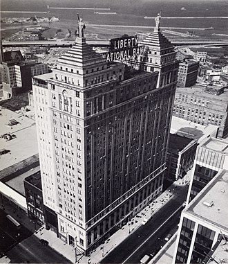Liberty Building (Buffalo, New York) - Liberty Building, 1970