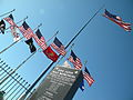 Liberty Park Flag Pole.JPG