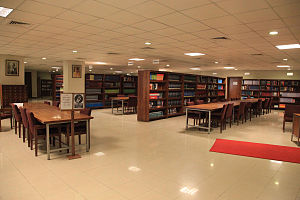 Services Institute of Medical Sciences - Image: Library of Services Institute of Medical Sciences