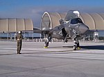 Lightning strikes twice for 2nd MAW, Marine Corps welcomes first F-35B aircraft to its fleet DVIDS508701.jpg