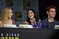 Lili Reinhart, Camila Mendes & KJ Apa (36174486420).jpg