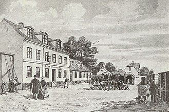 Kapelvej - Lille Ravnsborg