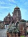 Lingaraj Temple, Bhubaneswar. India.jpg
