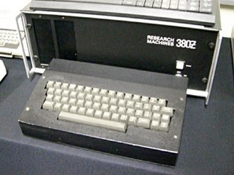 RM Education - RM's first computer was the RML 380Z