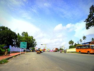 Asramam Link Road