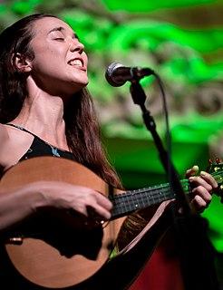 Lisa Hannigan Irish musician