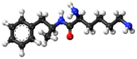 Lisdexamfetamine ball-and-stick model.png