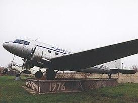 Ли-2 компании Аэрофлот