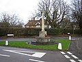 Little Berkhamsted, War Memorial - geograph.org.uk - 306426.jpg