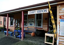 Little River railway station, Banks Peninsula.jpg