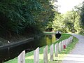 Llangollen Canal at Chirk Bank looking westwards - geograph.org.uk - 1520408.jpg