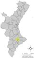 Localització de Benillup respecte el País Valencià.png