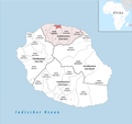 Locator map of Kanton Saint-Denis-1 2018.png