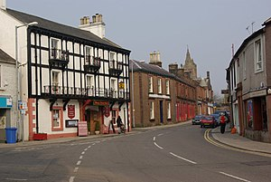 Lockerbie - High Street, Lockerbie