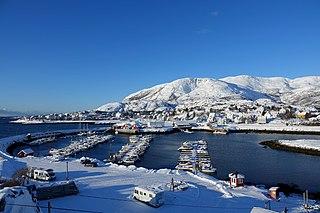 Lødingen Municipality in Nordland, Norway