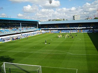 2004 Rugby League Tri-Nations - Image: Loftus Road 5