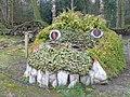 Log Ness Monster - geograph.org.uk - 738693.jpg
