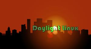 Daylight Linux - Image: Logo officiel de Daylight Linux