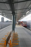 London DLR King George V Station.jpg