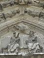 Longpont-sur-Orge (91) Basilique Portail occidental 05.JPG