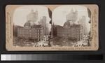 Looking south on Broadway, showing post office and Call building, New York, N.Y., U.S.A (NYPL b11708066-G91F212U 034F).tiff